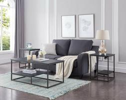 Kings Brand Furniture –3-Piece Occasional Table Set, Coffe