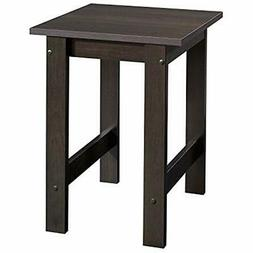 414289 Beginnings End Table, L 15.51&quot X W H 19.92&quot,