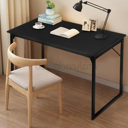 43in Computer Desk PC Laptop Table Study Workstation Wood Ho
