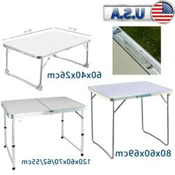 4ft portable folding table indoor outdoor bbq