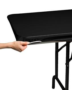 """Creative Converting 701000 Stay-Put Plastic Table Cover, 29"""""""