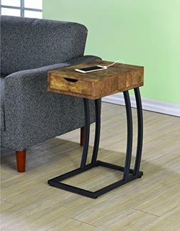 Small Accent Tables End Table Side For Spaces With Storage L