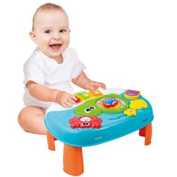 Activity Table for 1 Year Old and Up. 2-in-1 Baby Standing A