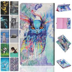 For Amazon Kindle Fire HD 8 2018 HD 10 Tablet Leather Case M