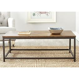 American Home Cafeteria Table - Rectangle Top - Four Leg Bas