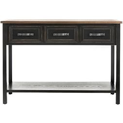 Safavieh American Homes Collection Aiden Distressed Black Th