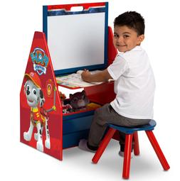 Art Easel For Toddlers Kids Desk Table Stand Drawing Activit