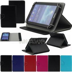"For Azpen 7"" 8"" 9"" 9.7""10"" 10.1"" Inch Tablet Universal Leath"