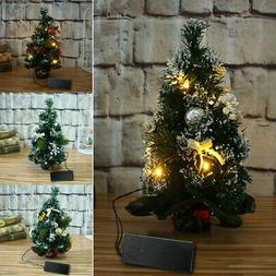 Christmas Tree Topped Table Setting Holiday Wood Decor For H