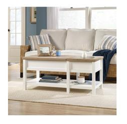 Coffee Table Lift Top Home Living Room Furniture Storage Cot