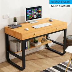 Computer Desk PC Laptop Table Study Workstation Home Office