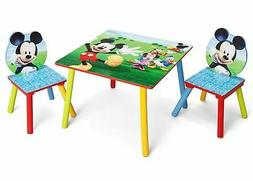 Disney Mickey Mouse Table & Chair Set, by Delta Children