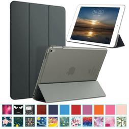 Moko Ultra Slim Smart-shell Cover Stand Cases For Apple iPad