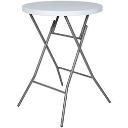 """Best Choice Products 32"""" Folding Bar Table for Indoor and Ou"""