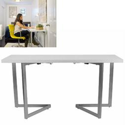 Folding Dining Table Extendable Office Desk For Apartment Sm