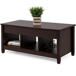 Best Choice Products Home Lift Top Coffee Table Modern Furni