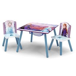 Delta Children Kids Table and Chair Set With Storage  - Idea