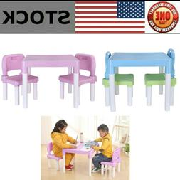 Kids Table and Chairs Set Toddler Children Activity Chair fo