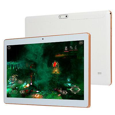 10.1Inch HD Game Tablet Computer PC Ten Core Android 8.0 GPS