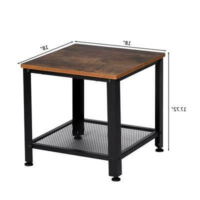 2-Tier Table Table Living