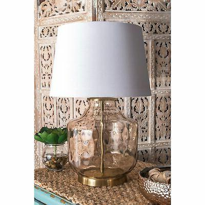 nuLOOM Cotton Lamp Clear
