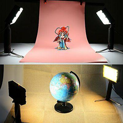 2Sets Photography Light Table Top Filters