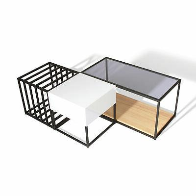 416906 boutique coffee table mixed