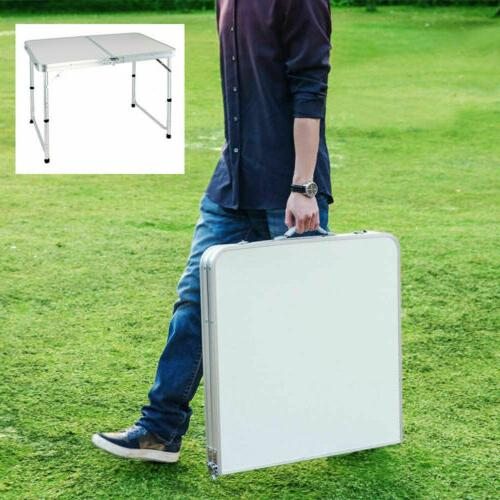 4FT Portable Party Camp Tables