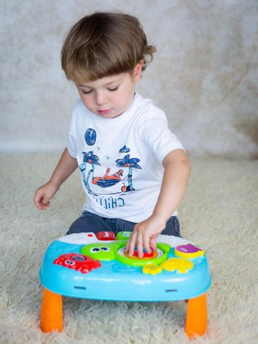 Activity for Year 2-in-1 Baby Standing Activity Center.