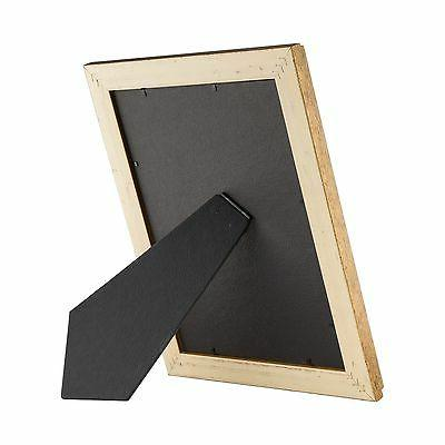 Ancien Table-Top Antique Gold Standing Picture Frame Mat
