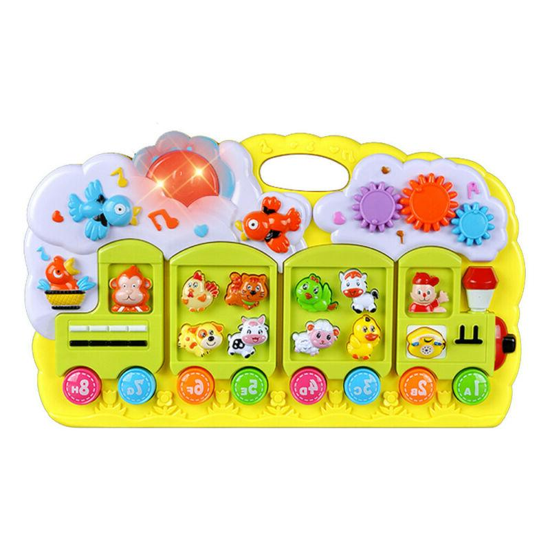Baby Toddler Toy Learning Activity: Crib Travel