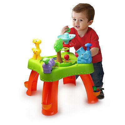 infunbebe Ball Table Learning Activity