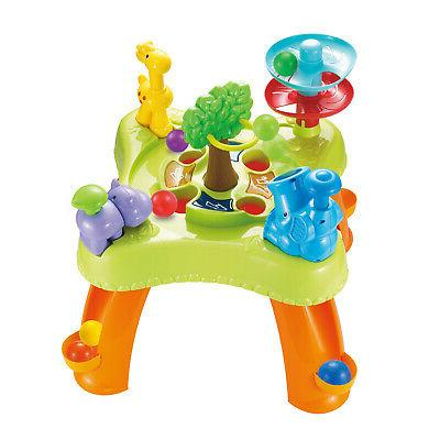 ball drop toys table for toddlers multiplayer