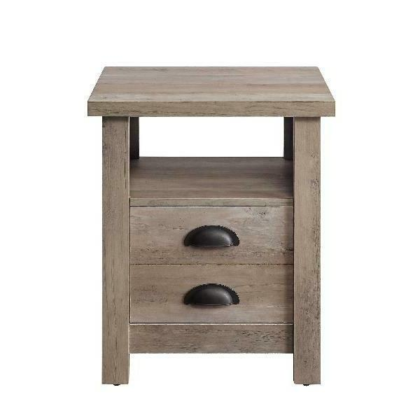 Better Homes And Granary Modern Farmhouse End Table,