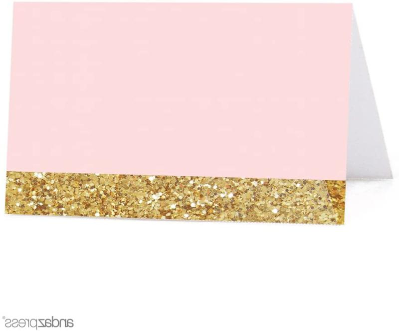 Andaz Press Blush Pink Gold Collection, Printable