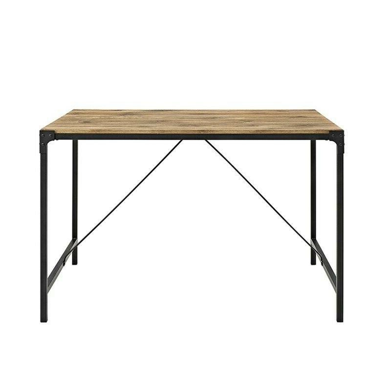 Cainsville Dining Table BrownManufactured