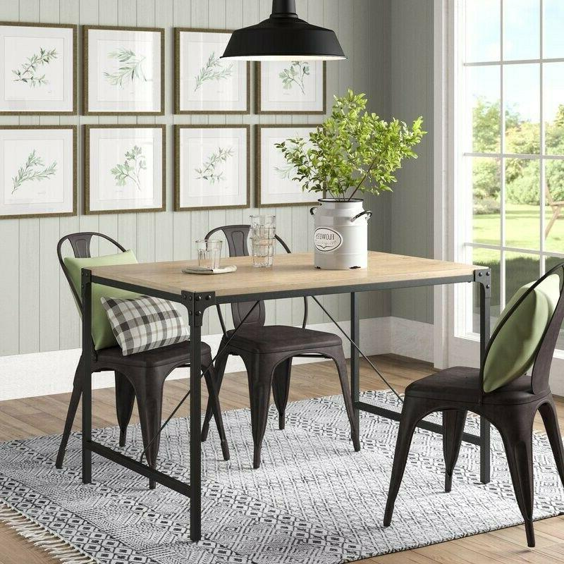 Cainsville Table - BrownManufactured Wood