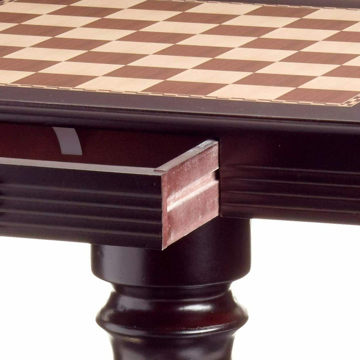 Cherry Table with Top Player
