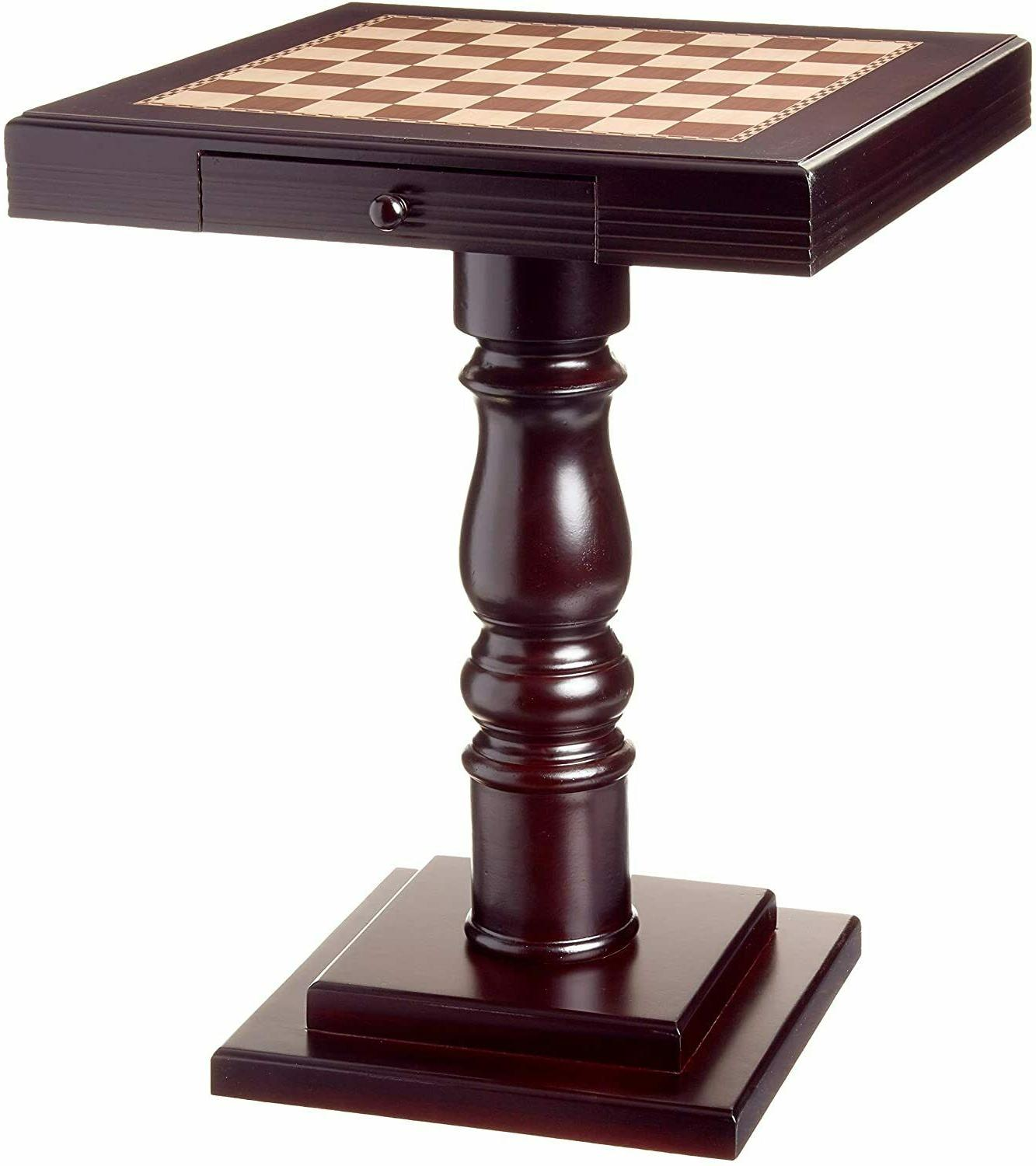Cherry Wooden Table Top Room
