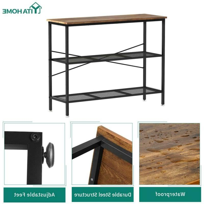 YITAHOME Table End Side Entryway Desk