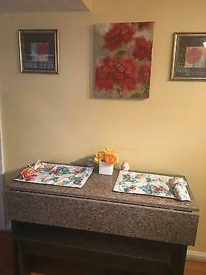 Dining Set Table Benches