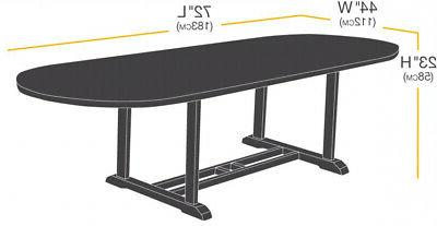 AmazonBasics Dining Table Cover 72-Inch