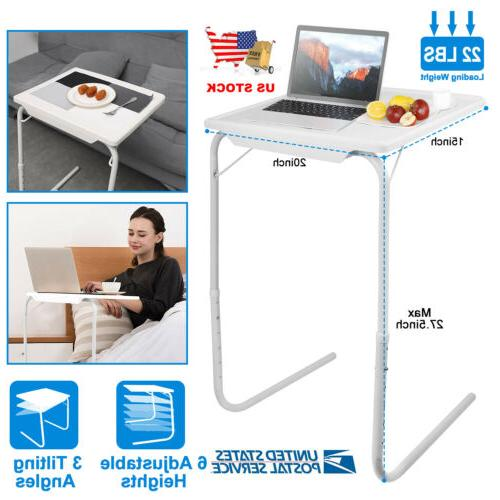 PORTABLE MATE LAPTOP TRAY TABLE DESK GIFT
