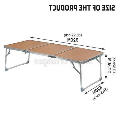 Folding Table 3' Portable Plastic Picnic Party Camp