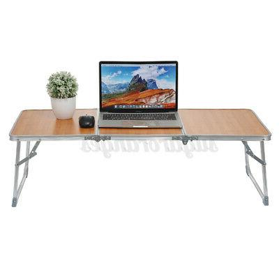 Folding Table 3' Plastic Indoor Outdoor Picnic Party Camp Tables