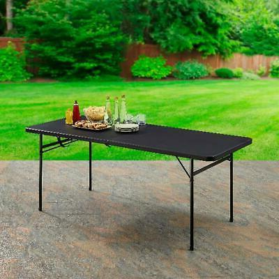 Folding Table Camping Portable Picnic Outdoor Indoor Plastic