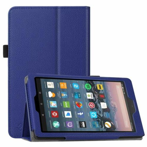 For Amazon 7'' Release Tablet Folio Cover