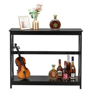 Hallway Console Table Entryway Sofa Accent Table Drawer NEW