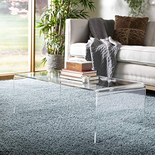 home collection atka clear coffee