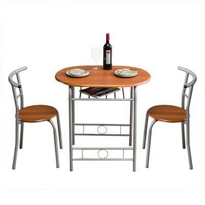 Home Kitchen Dining Table Chairs Bistro Furniture US